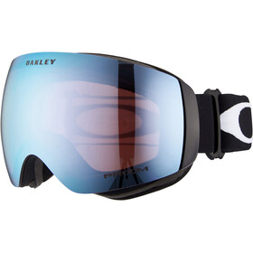 Oakley Flight Deck XM Goggles Damer, matte black/w prizm sapphire iridium